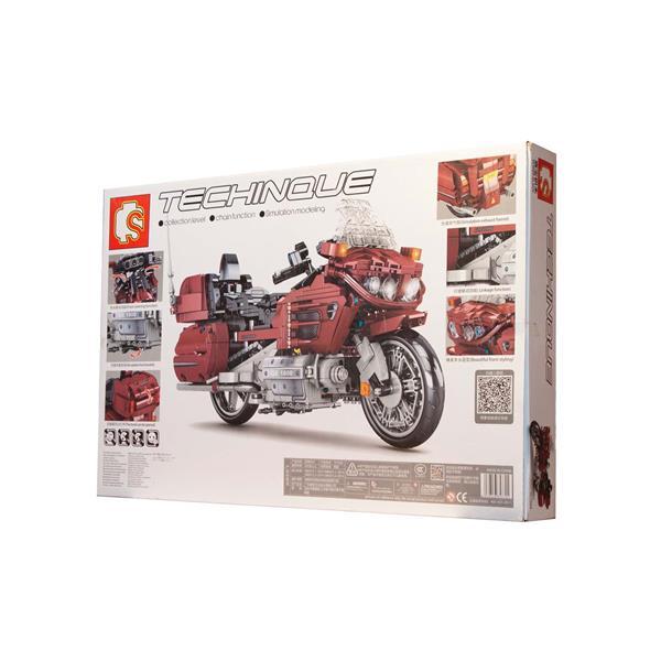 لگو موتور سنگین