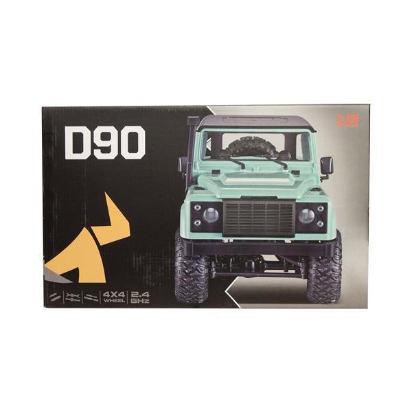 ماشین کنترولی جیپ D90