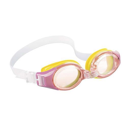 عینک شنا صورتی رنگ اینتکس