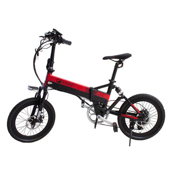 دوچرخه برقی برند اف اسپید...
